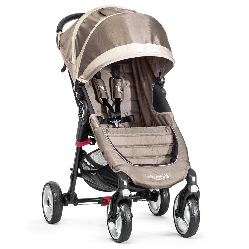 Baby Jogger City Mini Silla de paseo color arena  piedra
