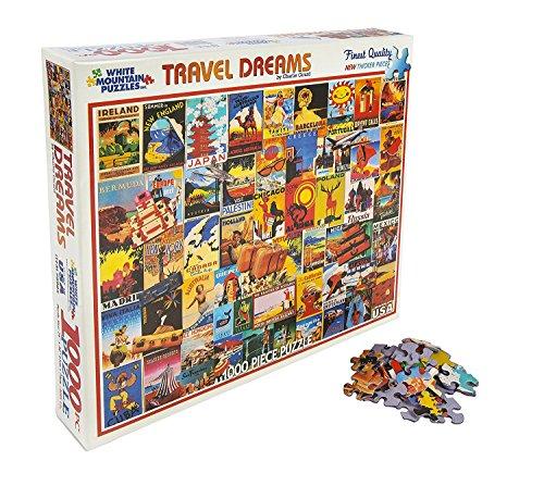 1000 piece puzzles travel - 7