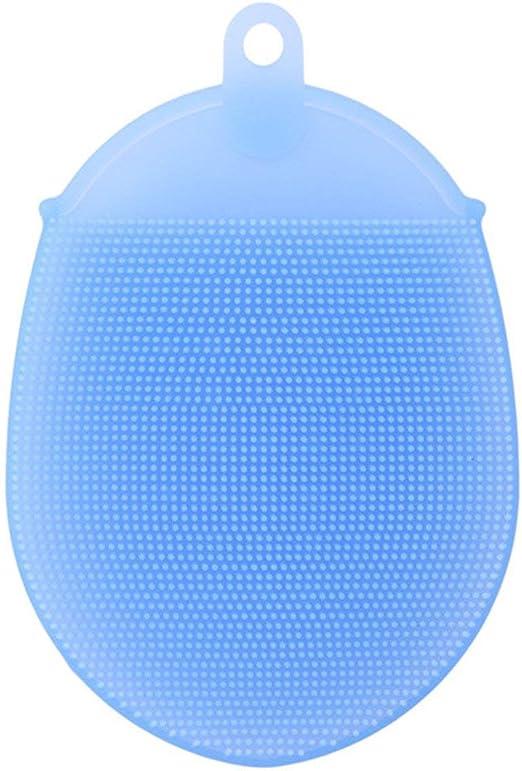 SPECIAL SALE Lavavajillas Herramienta Trapo Plato Súper Absorbente Multifuncional Scouring Pad Engrosada Limpiaparabrisas Doble Cara Esponja Lavable Toalla De Blue: Amazon.es: Hogar