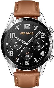 HUAWEI Watch GT2 Classic - Smartwatch con Caja de 46 mm (hasta 2 ...