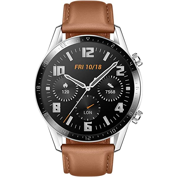Huawei Watch GT - Smartwatch con Caja de 42 mm de Metal ...