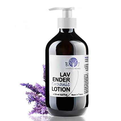 B.O.T Cosmetic & Wellness - Leche Corporal Orgánica de Lavanda 250 ml