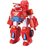 Superwings Transforming V.Jett Toy, Red/White