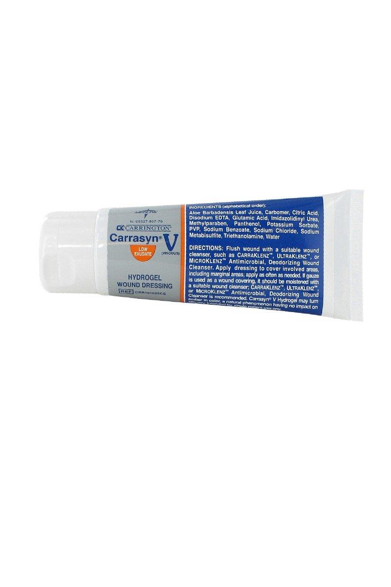 Carrington Carrasyn V Hydrogel Wound Dressing (3 oz. tube)