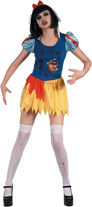 P tit payaso re93148, disfraz adulto princesa Zombie, talla S/M ...