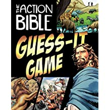 David C. Cook The Action Bible Guess-It Game