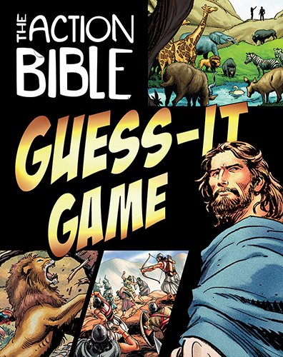 The Action Bible Guess-It Game (20 Quiz Questions And Answers General Knowledge)