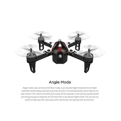 LanLan Accesorios del Drone, MJX B3 Mini Drones Quadrocopter 2.4G 6Axis Dron Quadcopter Brushless Quadcopter Control Remoto Helicópteros: Hogar