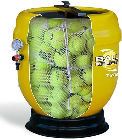 BALL RESCUER T-200. Tanque Presurizador de Pelotas de Tenis y ...