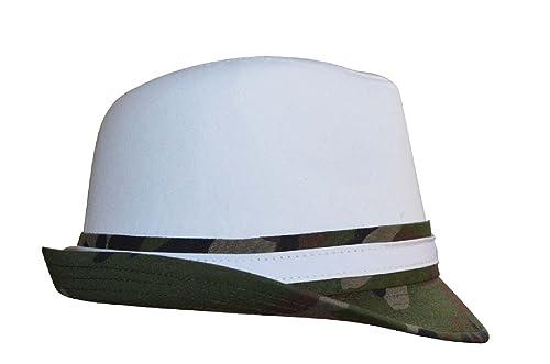 KARL LOVEN - Sombrero de vestir - para mujer blanco Talla única