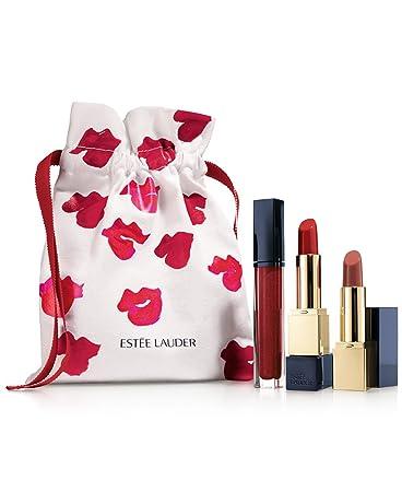 9756b619f69ec Amazon.com   Estee Lauder Sculpted Lips Makeup Gift Set   Beauty