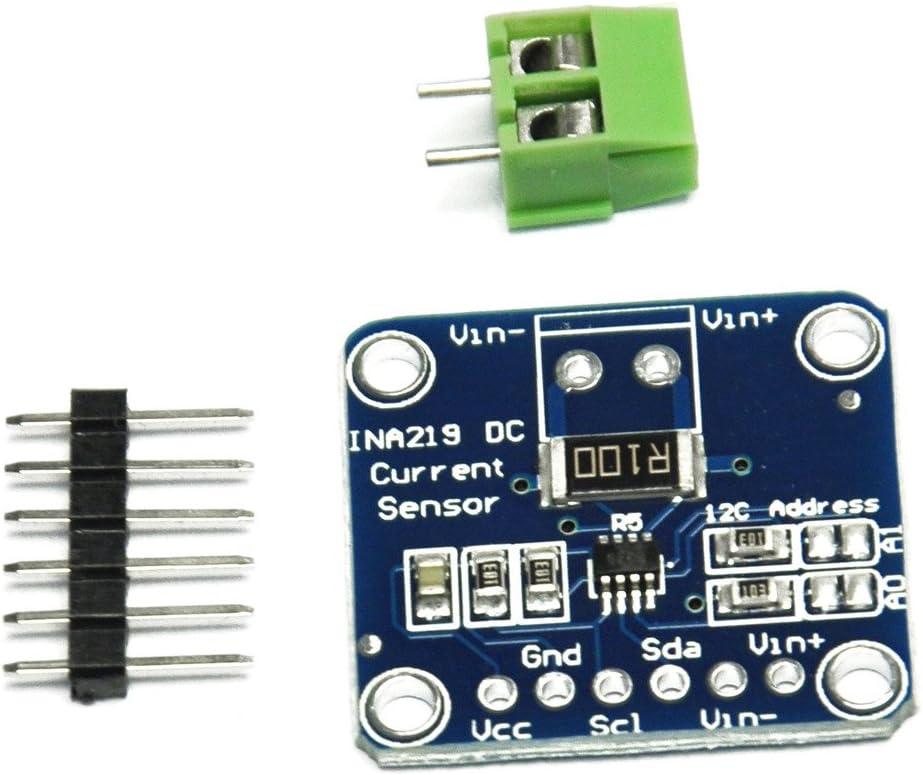 Gikfun INA219 I2C Bi-Directional DC Current Power Supply Sensor Breakout Module for Arduino AE1269