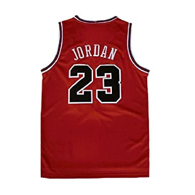 fe881f45a Legend Mens #23 Basketball Jerseys Sports Jersey Retro Athletics Jersey  Red(S-XXL