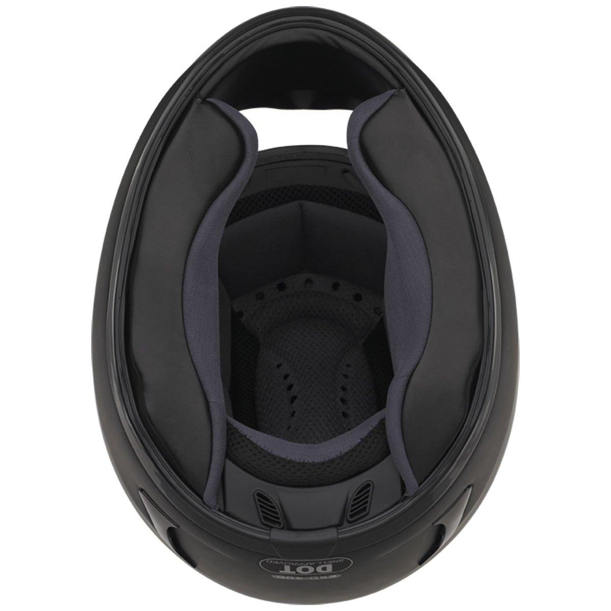 Scorpion EXO-R410 KwickWick Helmet Liner Standard Gray MD by Scorpion (Image #1)
