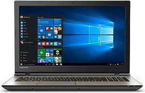 Toshiba Satellite S55-C5360 Intel Core I7-6500U 2.5GHz 15.6-Inch Laptop 8GB RAM 1TB HDD W10 PSPT2U-00V011