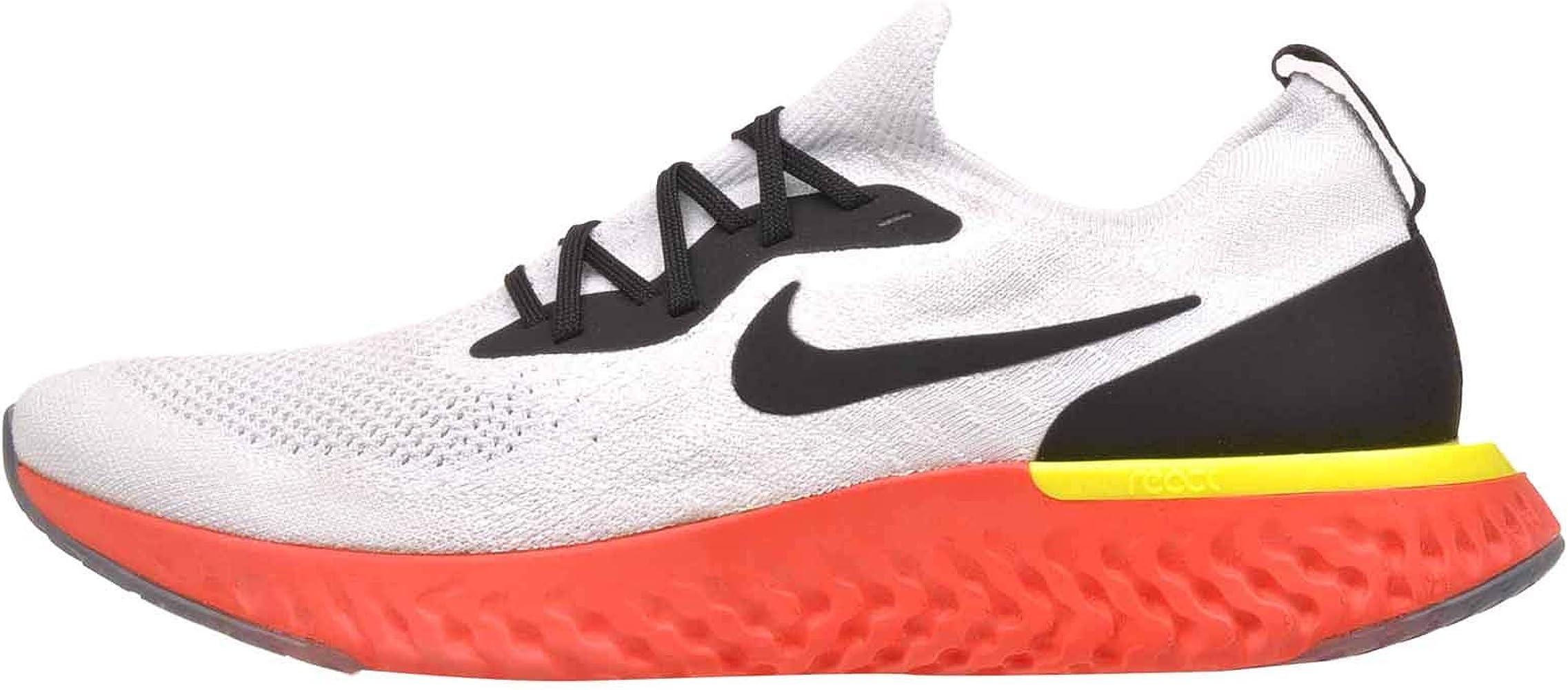 Nike React Flyknit Mens Womens Running
