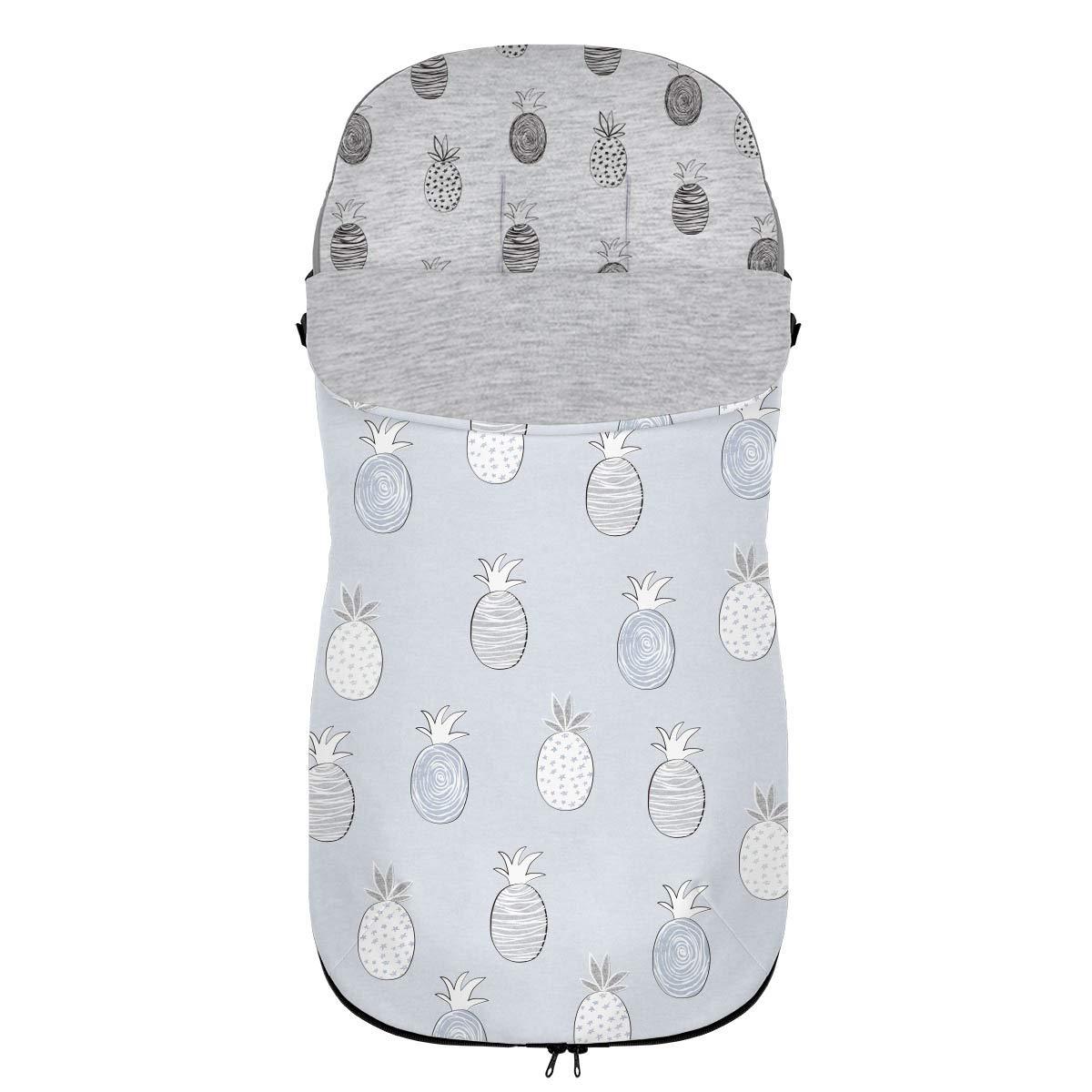 Fuli /& C Saco Silla Entretiempo Bugaboo Ceylan Light Artico