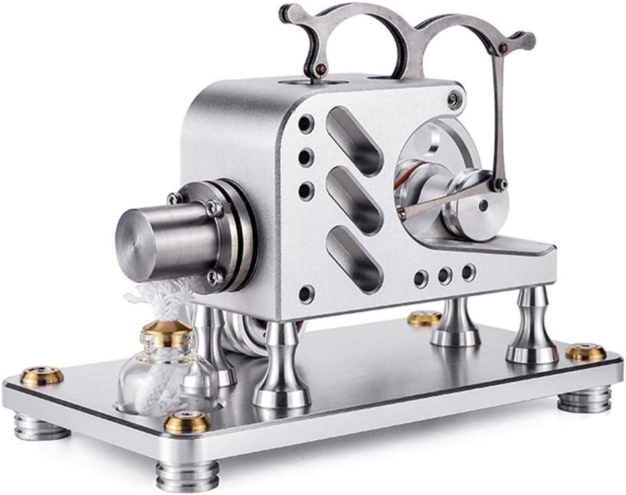 VenGo Modelo de Motor de Combustión Externa Micro para la Educación Kit de Juguete de Regalo: Amazon.es: Juguetes y juegos