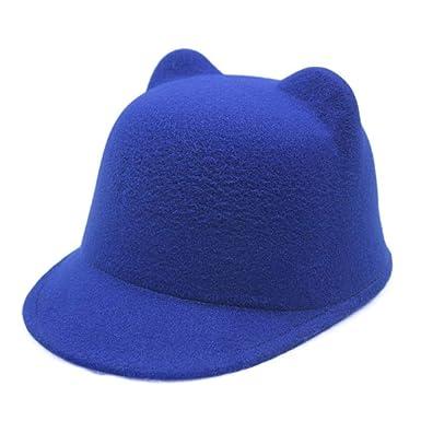 Gorras Sombrero De Campana para Mujer Moda para Mujer Sombrero ...