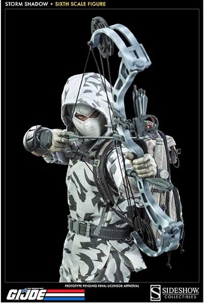 Amazon.com: Storm Shadow Assassin s sexta escala Figura de ...