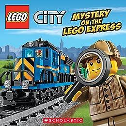 Lego City Mystery On The Lego Express