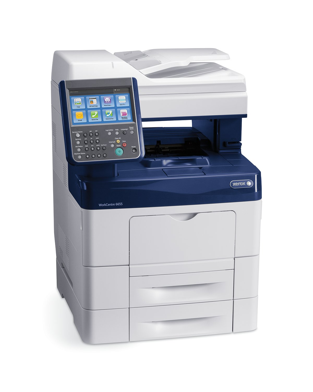 Xerox WorkCentre 6655 Laser 35 ppm 2400 x 600 dpi A4 ...