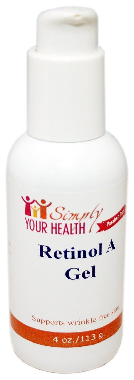 Retinol-A Rejuvenator Wrinkle Gel Pump Simply Your Health