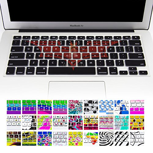 Allytech Keyboard Silicone MacBook Graffiti