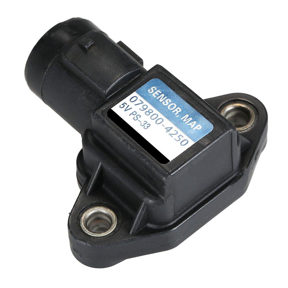 KKmoon Japanese 079800-4250 Manifold Pressure Sensor Car Parts MAP Sensor