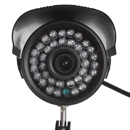 SecurityIng - Black Housing 420 TVL 1/3
