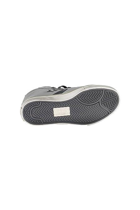 CONVERSE - Converse Pro Leather haute Chaussures Vulc Mid junior All Star  en cuir et en 2f1fd2ea803d