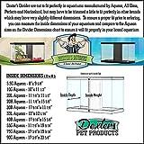 Dexter's Dividers - Aquarium Divider - Aquatic