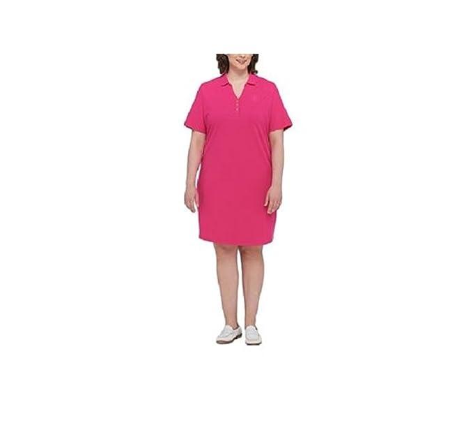 Amazon.com: Tommy Hilfiger Womens Plus Monogram Short ...