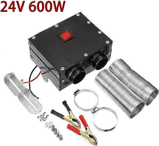 Sarplle Ventilador Calefactor automático Ventilador Doble ...