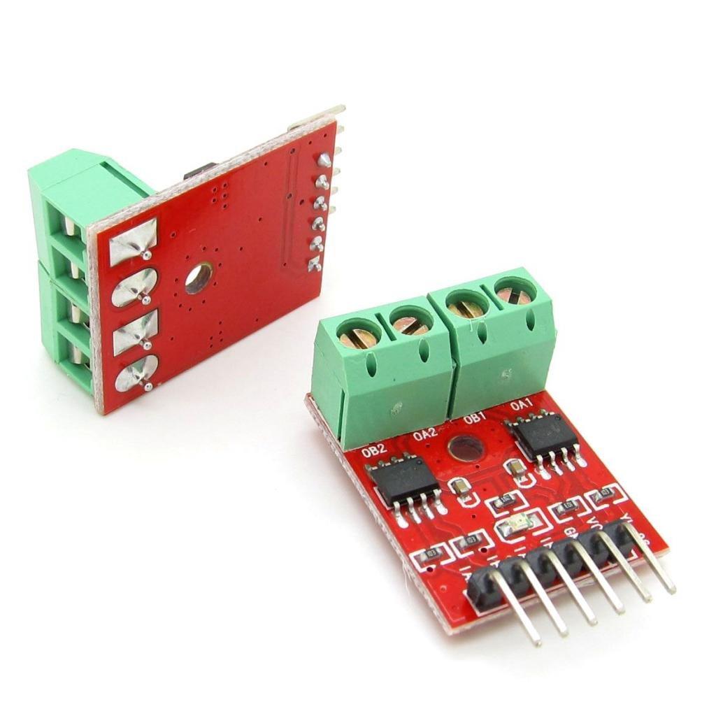 Super Small Pcb Board H Bridge L9110 2 Way Motor Driver Figure Circuit Module For Arduino Pack Of Gps Navigation