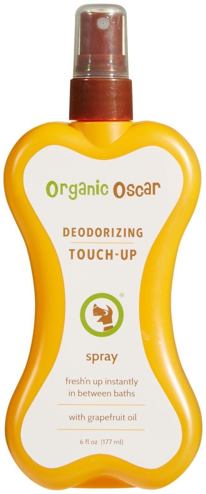 Organic Oscar Deodorizing Touch Up Spray