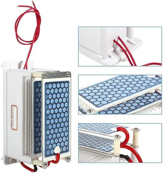 GOTOP 220V generador de ozono portátil purificador de aire ...