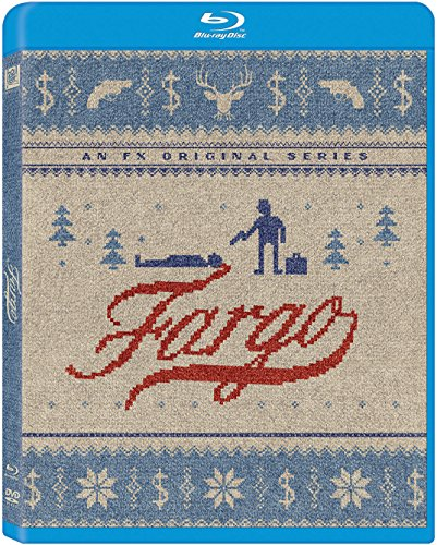 Blu-ray : Fargo: The Complete First Season (3 Pack, 3 Disc)