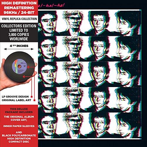 Ha!-Ha!-Ha! – Cardboard Sleeve – High-Definition CD Deluxe Vinyl Replica + 6 Bonus Tracks – IMPORT