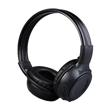 WM Portátil Multi-funcional Auricular de Oído con Radio FM, Soporte para Tarjeta Micro SD, Auriculares para Deportes, Juego de PC para PC SD-288: Amazon.es: ...