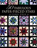 img - for 50 Fabulous Paper-Pieced Stars book / textbook / text book