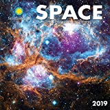 Smithsonian Space 2019 Wall Calendar