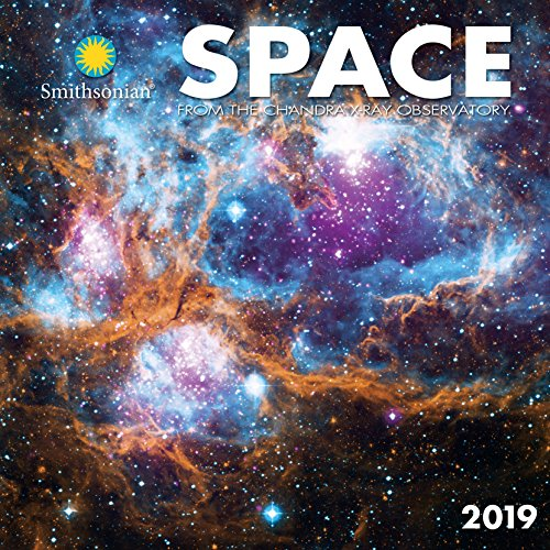 Smithsonian Space 2019 Wall Calendar by Smithsonian Institution