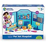 : Learning Resources Pretend & Play Animal Hospital