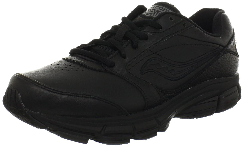 Saucony Women's Echelon LE2 Walking Shoe B005BJ07LM 5.5 W US|Black