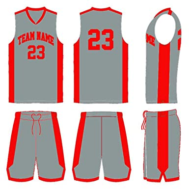 659676e7ad7 Winning Beast Lot of 20 - Custom Made Basketball Uniforms Style 514 in Your  Team Colors