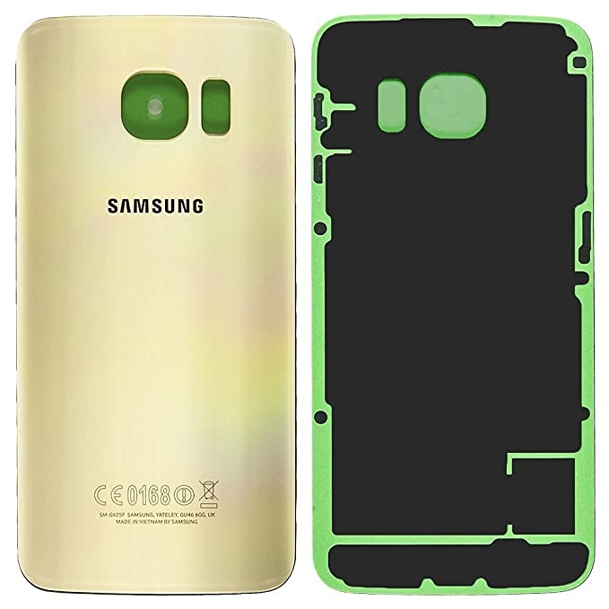 Samsung sm-g925 F Galaxy S6 Edge battery batería Cover Tapa ...