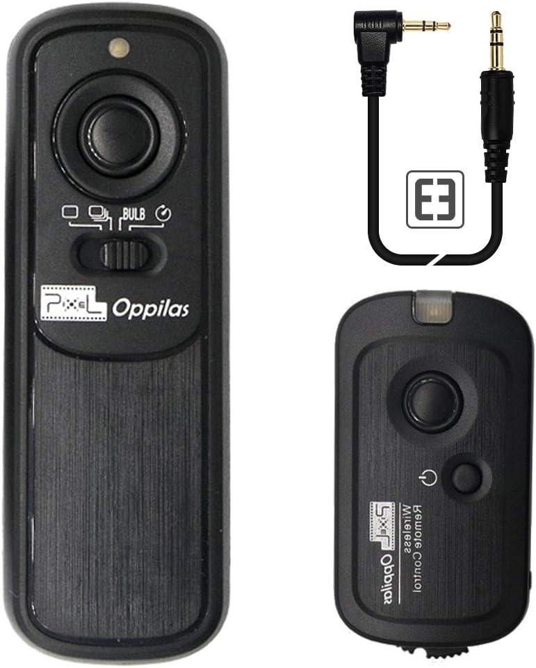 REMOTE SHUTTER RELEASE CORD SWITCH COMPATIBILE CON SAMSUNG NX5 NX10 NX11 NX100