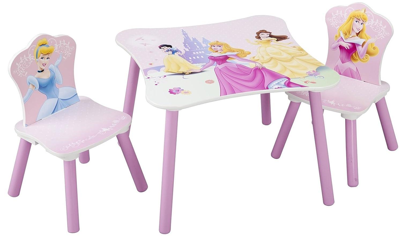Delta Children - TT89331PS - Princesse 1 - Table et Chaises