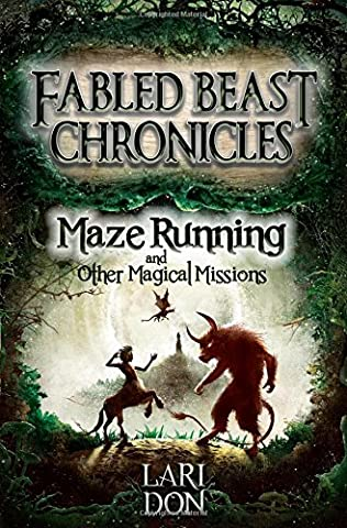 book cover of Maze Running